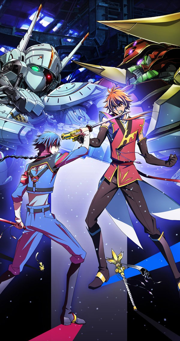 [ANIME] Code Geass: Akito the Exiled 4 – 8 minute preview