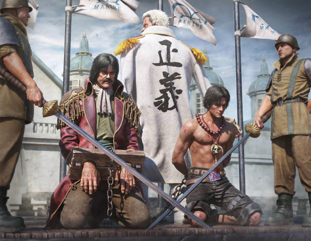 [ANIME] One Piece like never before: Chinese artist makes incredible 3D rendition