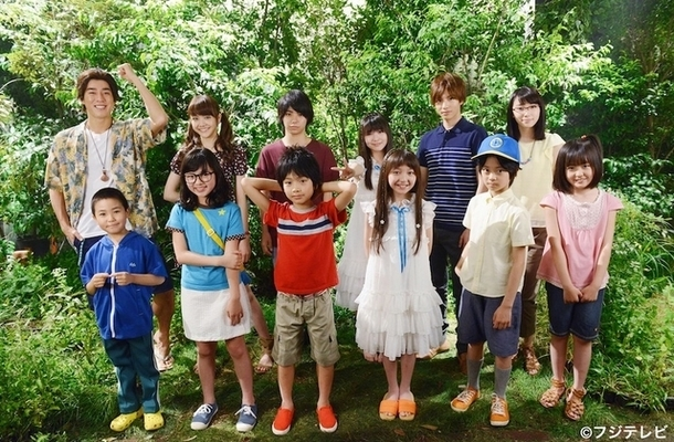 [ENTERTAINMENT] The child versions of the live-action AnoHana cast revealed