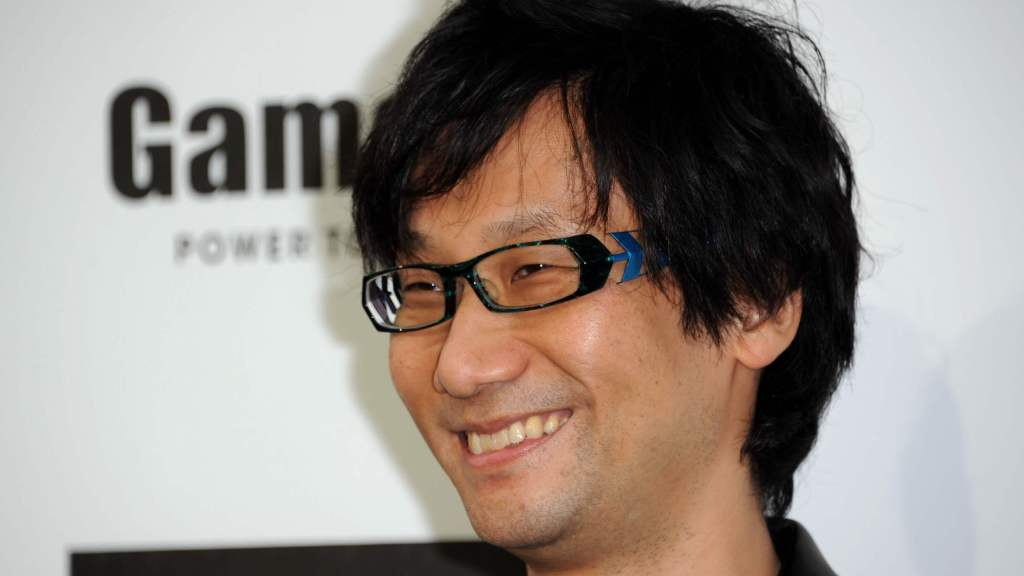 Hideo Kojima admits he wants to make movies in his new studio