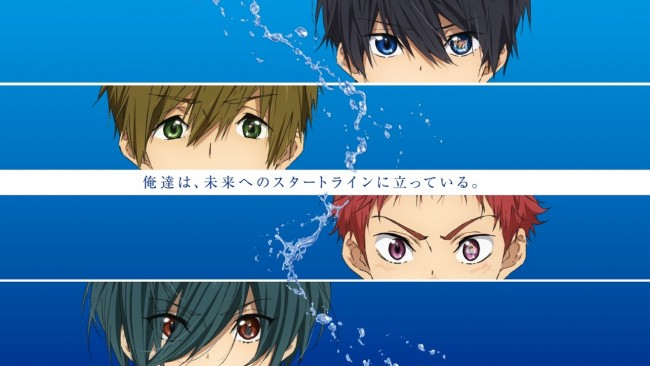 [NEWS] Supporting casts for -Free! Starting Days- movie revealed