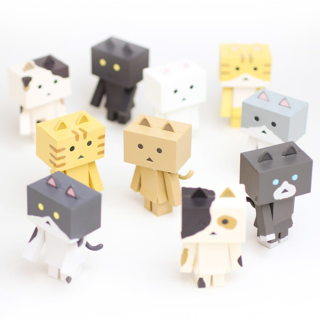 [LOOT] Danboard turns into Nyanboard as a cat version is revealed