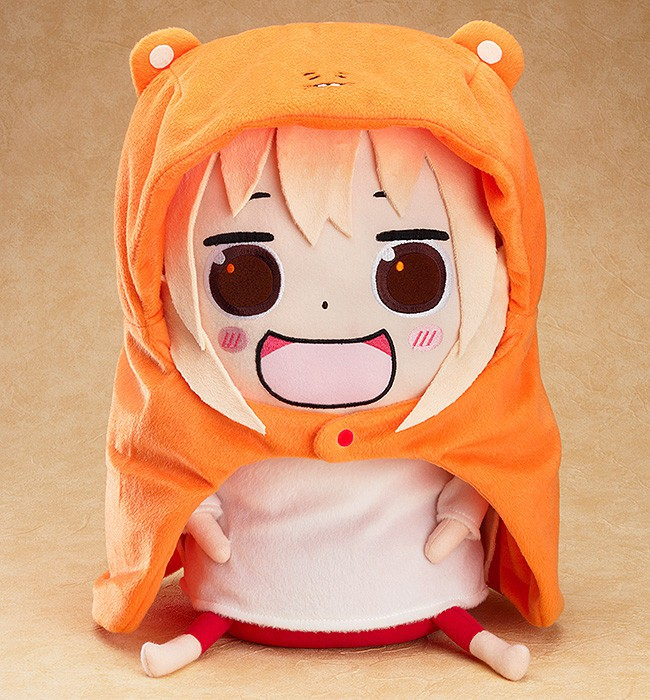 [LOOT] Umaru-chan gets her own life-size plushie!