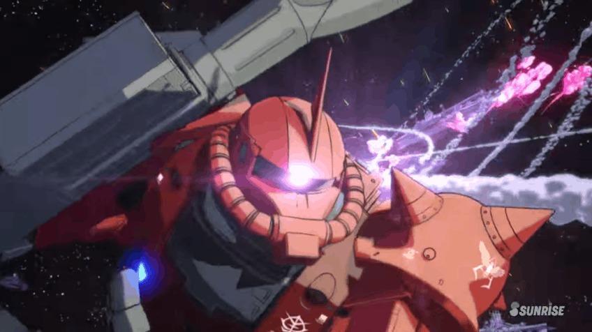 [ANIME] First eight minutes of Mobile Suit Gundam the Origin II: Artesia's Sorrow
