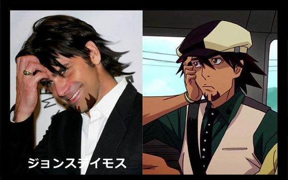 [MOVIE] Fans suggest actors who they want to play Hollywood's Tiger and Bunny characters