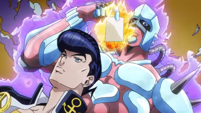 [ANIME] First PV for Jojo's Bizarred Adventure part 4: Diamond is Unbreakable