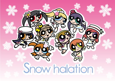 [LOOT] Love Live! and Powerpuff Girls continue team-up for Snow Halation goodies