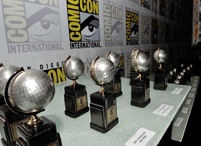 Golden Kamuy, Junji Ito, Jiro Taniguchi get Eisner Awards nominiations