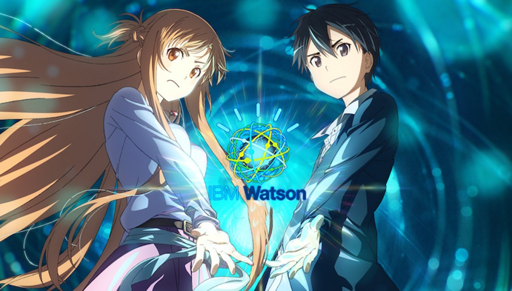 [JTECH] Report: IBM is not really making VRMMOs from Sword Art Online real