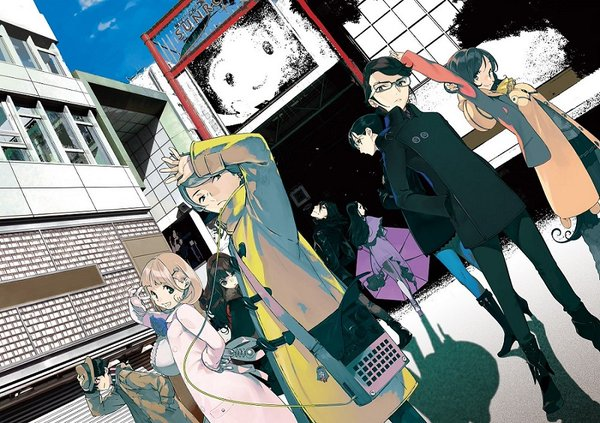 [ANIME] Occultic;Nine TV Anime by Steins;Gate Creator Announced with Cast Confirmed