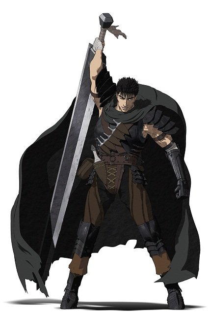 [ANIME] New Berserk TV Anime's premiere date and character visuals revealed