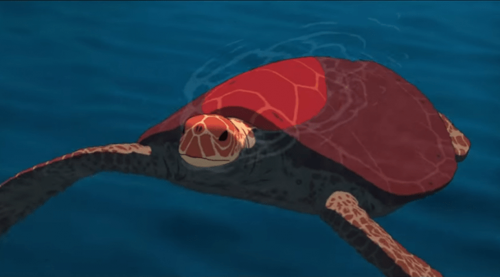 [ANIME] Studio Ghibli and Wild Bunch's The Red Turtle animated film gets a new trailer