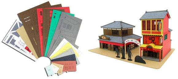 [LOOT] You can now recreate the mysterious village from Spirited Away thanks to a Papercraft kit