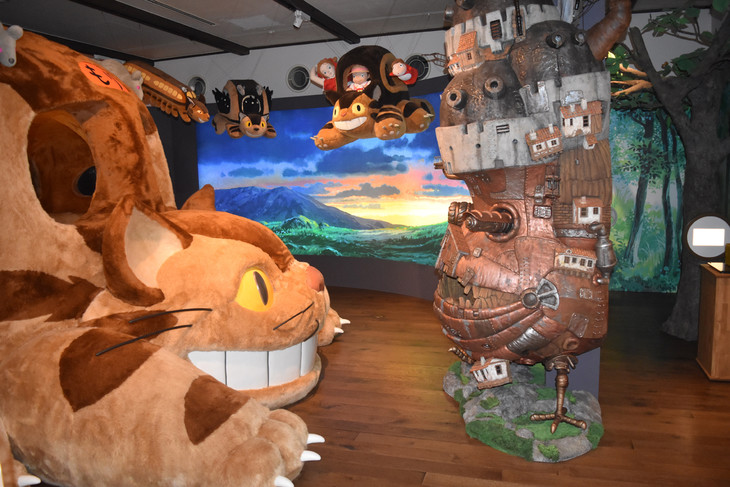 Ghibli Museum re-opens with updated exhibits, just in time for its 15th Anniversary