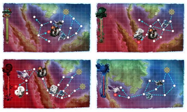 event's maps!