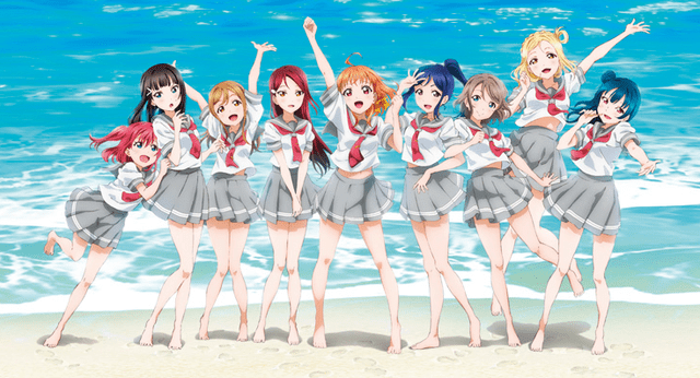AQOURS to finally hold their first live in February 2017