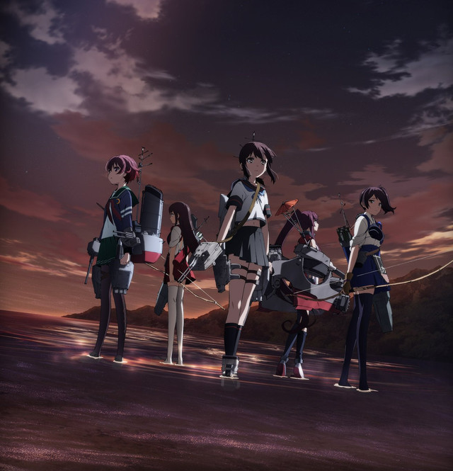 Kantai Collection movie reveals new key visual and release date