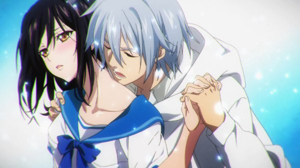 Strike the Blood OVA to be released in 4 volumes and will be based on 9th novel