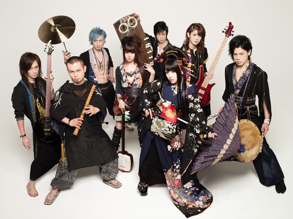 TV Tokyo's Summer Olympics theme song performed by Wagakki Band
