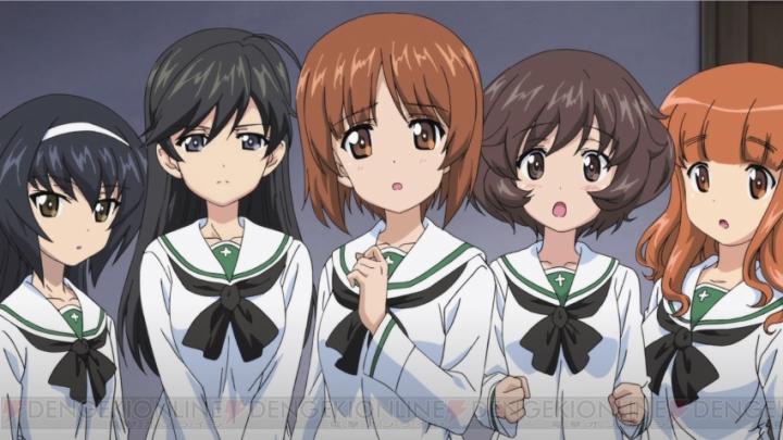 """Girls und Panzer gets a """"Final Chapter"""" anime"""