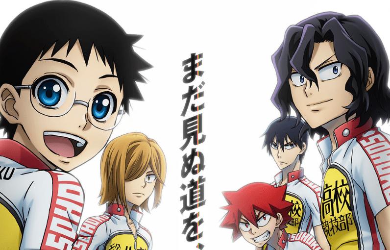 Yowamushi Pedal season 3 reveals official title and visual