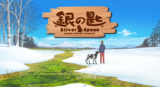 Silver Spoon manga to return from hiatus this month