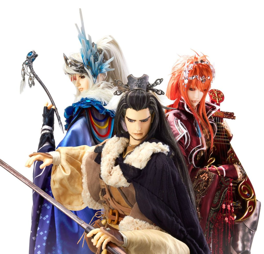 Gen Urobuchi puppet show, Thunderbolt Fantasy, is getting a sequel