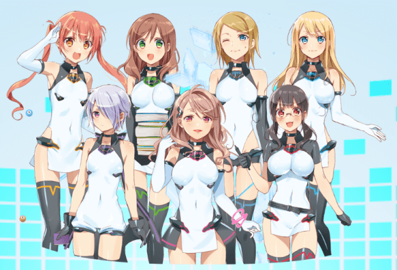 IT infrastructure gets turned into anthropomorphic anime girls for the sake of education