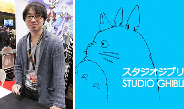 Makoto Shinkai denies rumors of him going to work for Ghibli