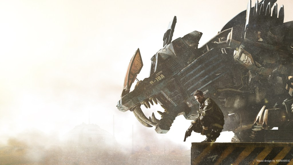 New Zoids project is actually a smartphone game