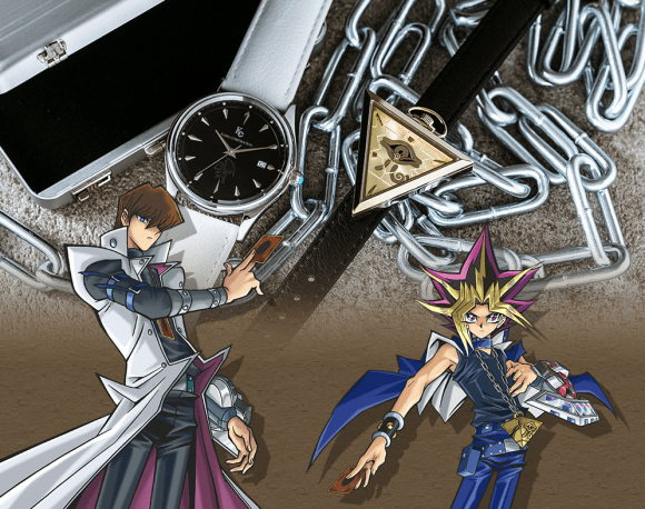 Time to duel once again with these special 20th Anniversary Yu-Gi-Oh! watches