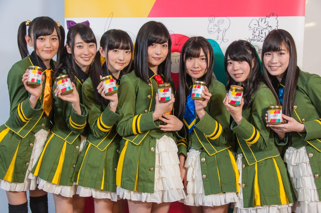 7 cute girls, 7 different answers. Let's learn more about Wake Up, Girls!