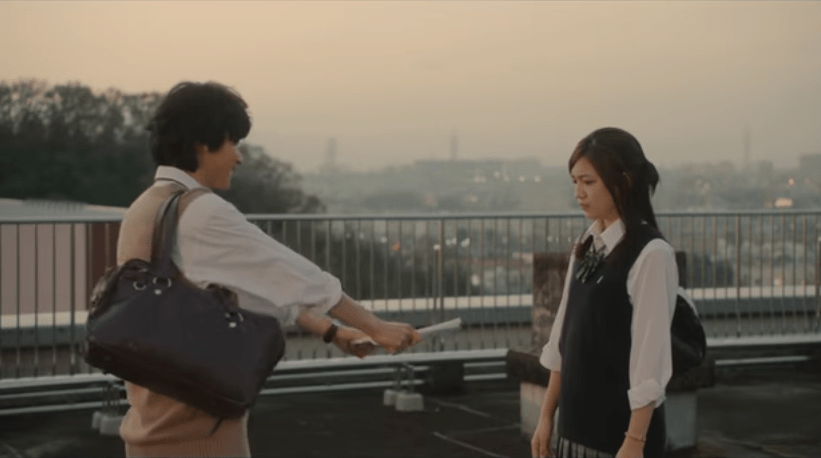 Live-action One Week Friends Movie Unveiled New Kaori and Yuuki ...