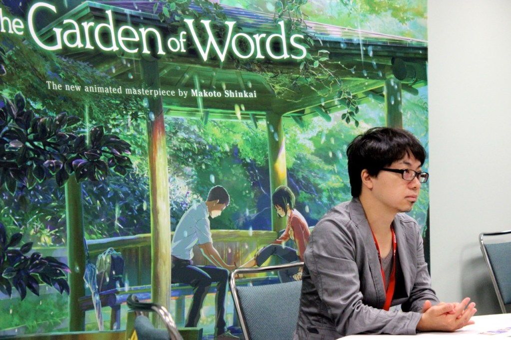 Makoto Shinkai still hasn't drafted for new project despite impending deadline