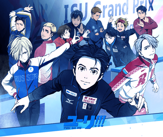 Yuri on Ice wins Tokyo Anime Award Festival's Anime of the Year Fan Award