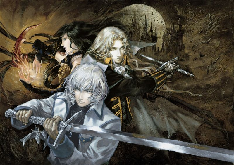 Netflix is making a Castlevania TV Series