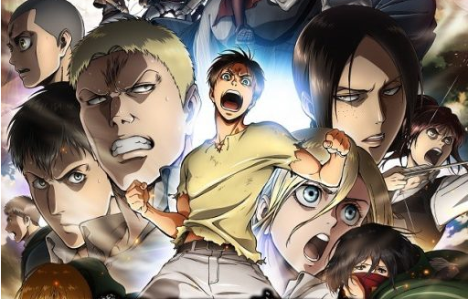 Attack on Titan Season 2 premiere date, key visual, and OP song performer announced