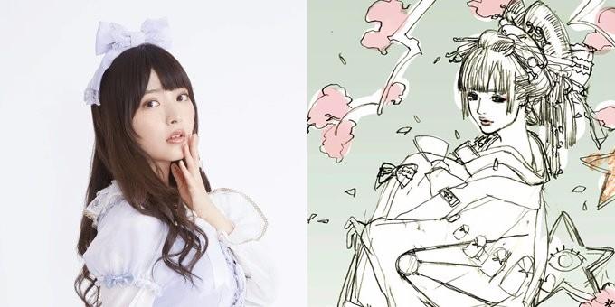 Sumire Uesaka inspires her own traditional Ukiyo-e woodblock artwork
