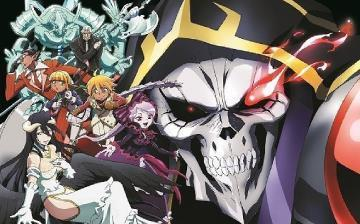 Overlord anime compilation film announces a season 2 for the TV anime