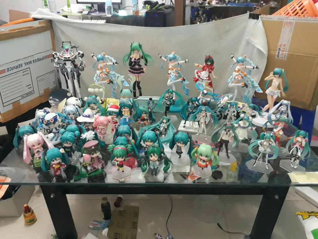 Miku Hatsune Fan Collection Face-Off: Indonesia Winner