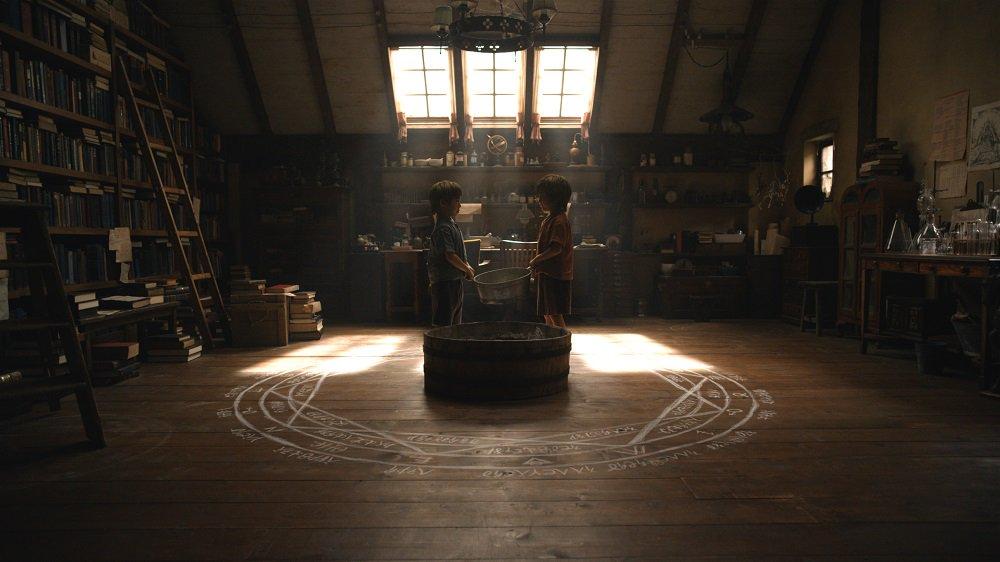 Fullmetal Alchemist live-action film reveals new trailer