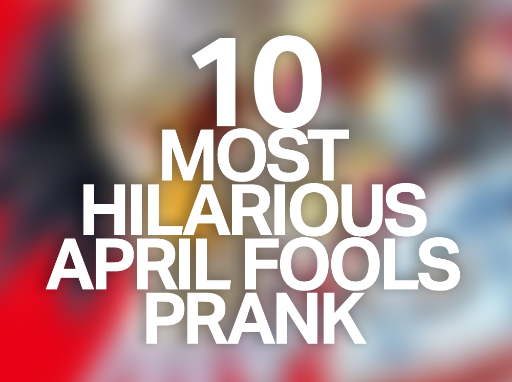The 10 Most hilarious April Fools pranks from the anime world!