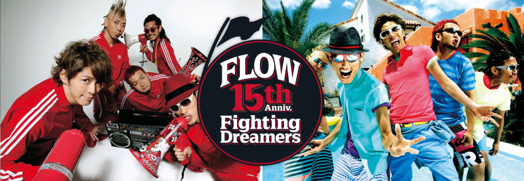 "FLOW Celebrates 15th Anniversary with New Mini Album ""Fighting Dreamers"""