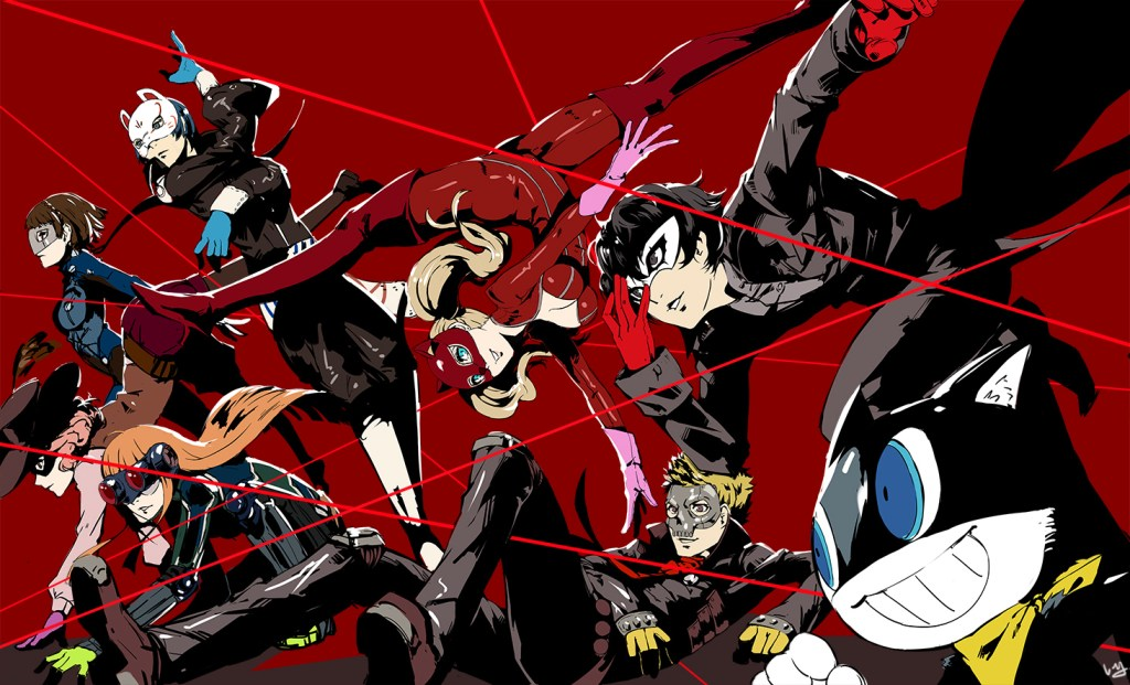 "Persona 5 anime is getting a ""Dark Sun"" TV special at the ""End of 2018"""