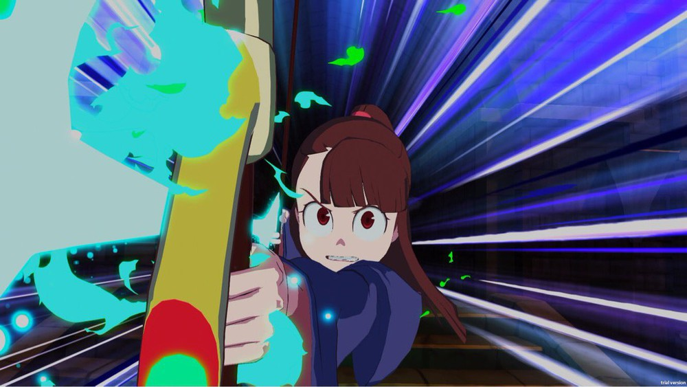 Little Witch Academia video game revealed for the PlayStation 4