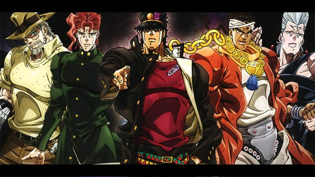 JoJo's Bizarre Adventure BD Box & Theme Song Best Collection CD Announced!