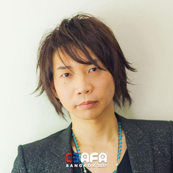 C3 AFA Bangkok Guest Profile: Junichi Suwabe