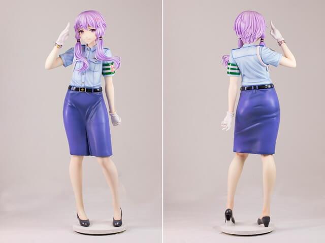 Vocaloid character Yuzuki Yukari gets a new life-size statue, and she ain't cheap