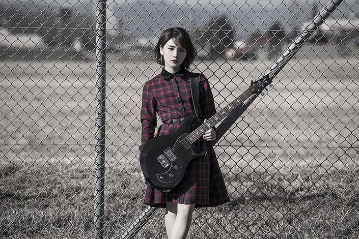 """New Shiena Nishizawa Single in Tie-Up with Hit RPG """"Arado Senki"""""""