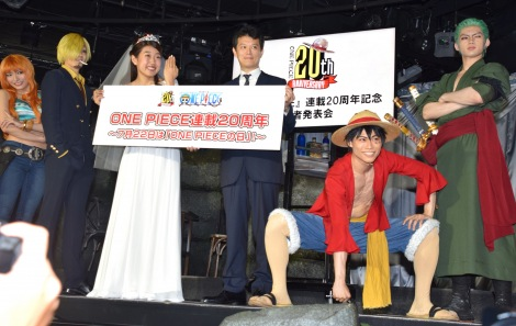 Live-action Hollywood One Piece adaptation announced, to be a TV series